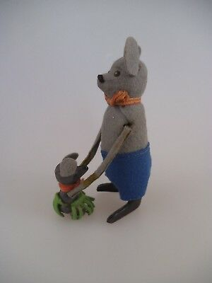 Schuco Tanzfigur Maus mit Kind Made in US Zone (2006)