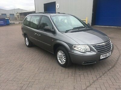 56 Reg. Automatic 7 Seater Chrysler Grand Voyager Lx Diesel. Its The Stow And Go