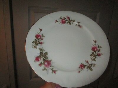 """Royal Rose 12 """" Round Chop Plate / Serving platter (s) by Fine China Japan"""