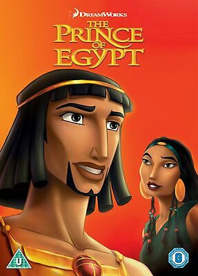 The Prince of Egypt [DVD]