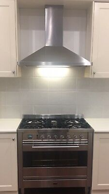 Freestanding Oven  / Gas Cooktop 900mm ILVE RRP $3,599