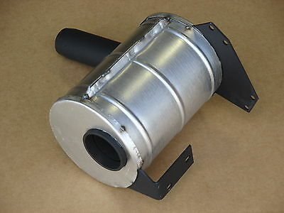Muffler For John Deere Jd 2040S 2140 2355 2450 2555 2650 2650N 2750 2755 2850