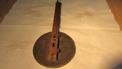 Antique Cuckoo Clock Pendulum