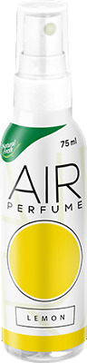 Profumo Per Auto E Casa Profumatore Deodorante Spray No Gas Air Perfume Lemon