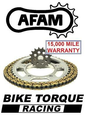 Suzuki GSXR1000 K9-L5 (530 OE)) 09-15 AFAM Recommended Chain And Sprocket Kit