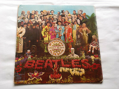 The Beatles St Peppers Lonely Hearts Club Band Hör Zu SHZE 401