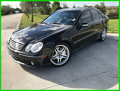 Mercedes-Benz C-Class C55 AMG 2006 W203 Mercedes Benz C55 AMG / Rare breed AMG / Clean / Last Year of the C55!