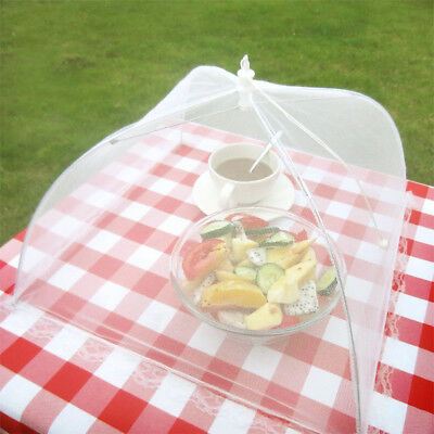 Pop-up Food Umbrella Cover Picnic Barbecue Party  Fly Mosquito Tent Mesh Net