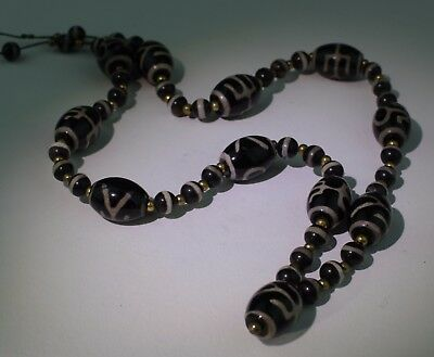 Ancient  Bead Necklace - No Reserve