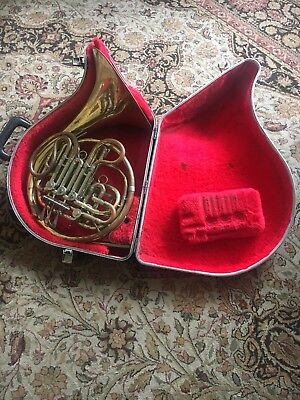 Vintage Reynolds French Horn