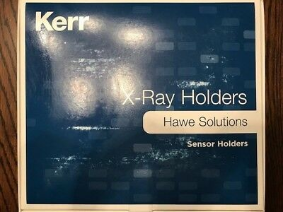 Kerr Dental Digital X-Ray Sensor Holders - Series Kit 2801