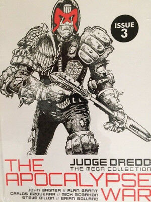 JUDGE DREDD Mega Collection vol 36: The Apocalypse War BRAND NEW MINT CONDITION