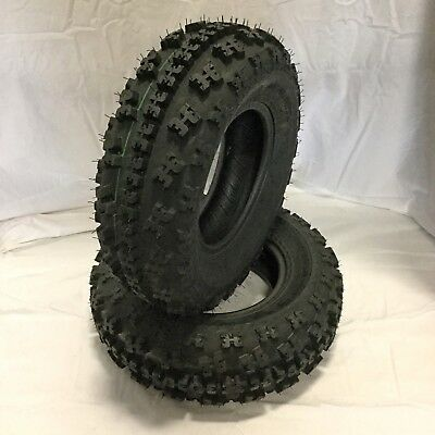 Kawi KXF 400//450R 23x6x10 Goldspeed SFX ATV Front Sand Tires NEW Pair x2