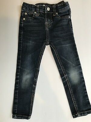 Toddler Girls Jeans 3t Seven For All Mankind the skinny