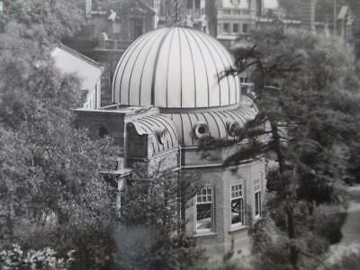 """Early Photo Of """"    The Royal Observatory    """"   Greenwich   """""""