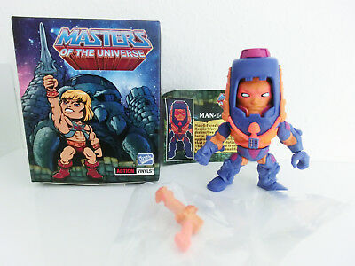Masters Of The Universe Man-E-Faces The Loyal Subjects Figur Mib Ovp Motu He Man