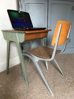 James Leonard School Desk 1948 for Esavian