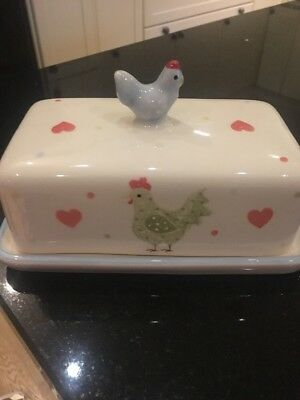Price And Kensington Butter dish