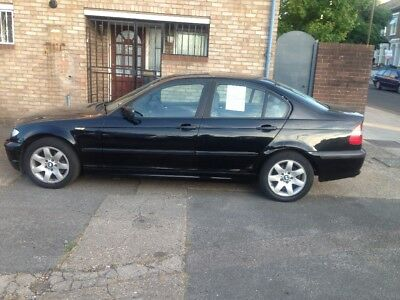 Black BMW 3 Series for Sale