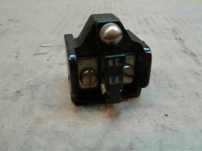 Allen-Bradley 1495-G1  Auxiliary Contact 1Nc Early Break 600Vac Ser L