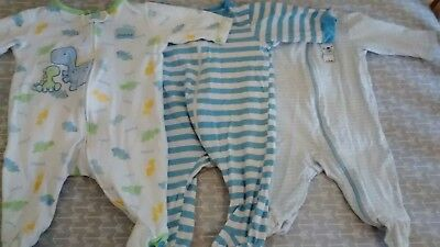 80de38794132 LOT OF BABY Boys Clothes 0-3 Months - 6-9 Months Name Brands Clean ...