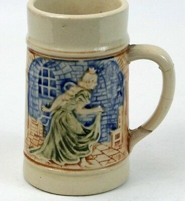 Old Vintage Mini Beer Stein Very Damaged See photos Read Description Antique?