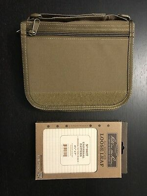 Rite In The Rain Tactical Tailor Field Notebook With Blank Sheets Coyote