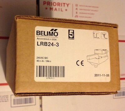 Belimo LRB24-3 Actuator New Same Day Shipping!