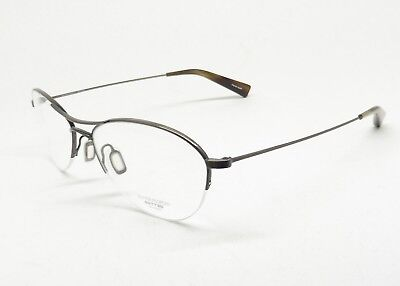 221e3cde1140e OLIVER PEOPLES ASHER BKC Eyeglasses Eyewear Antique Bronze Demo Lens Japan  D7 25