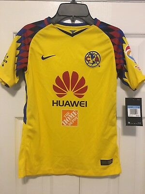 58eacb6b0 NIKE CLUB AMERICA Youth Jersey