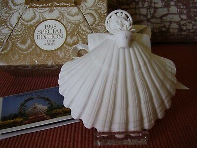"Margaret Furlong 1998 Special Edition Tulip Angel 4"" With Box"