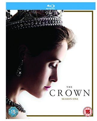 The Crown - Complete Season 1 [Bluray] W4 - New & Sealed