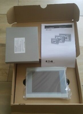 Eaton touch Panel XV-102-D6-70TWRC-10 Version 01