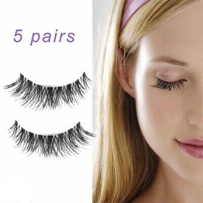 False Eyelashes Demi Wispies Set Natural Wispy ST8 MakeUp Long Lashes Dupes