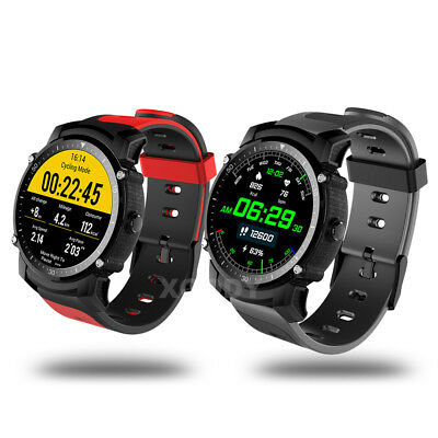 "XGODY 1.26"" Smart Watch FS08 GPS Sports Fitness Tracker Running Cycling Climbing"