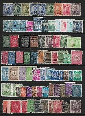 YUGOSLAVIA, Mixed Lot - approx 260+ stamps. (4 scans)