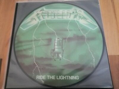 Metallica - Ride The Lightning Picture Disc (Promo)