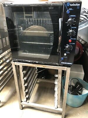 Blue Seal Turbo Fan 32 Commercial Oven used (with stand)