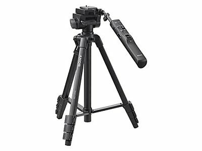 SONY VCT-VPR1 Compact Remote Control Tripod 3-stage 3WAY Aluminum Free Shipping