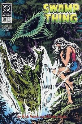 SWAMP THING 80 2nd SERIESCOMIC BY DC