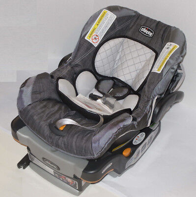 Chicco KeyFit 30 Infant Car Seat and base! NEW! Missing Box