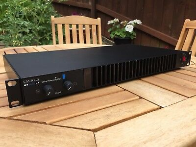 Canford 20-301 Rack Mount Amplifier