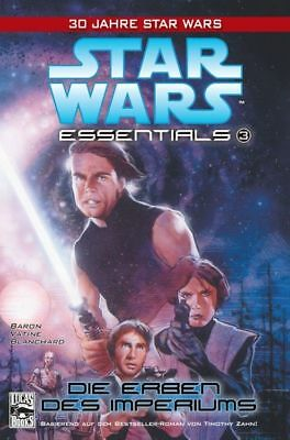 Panini - Star Wars - Essentials 3: Die Erben Des Imperiums (Thrawn Triologie 1)