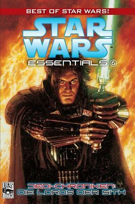 Panini - Star Wars - Essentials 6: Die Jedi-Chroniken - Die Lords Der Sith