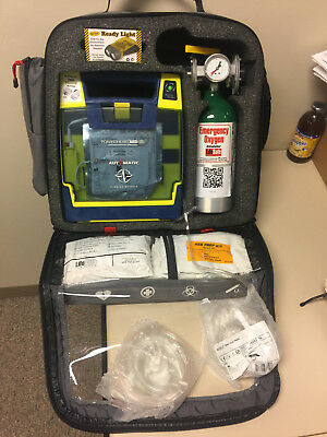 Powerheart AED G3 Full Bag, Includes carrying case!