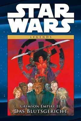 Panini Comics - Star Wars Comic-Kollektion Band 35: Crimson Empire Ii - Ovp