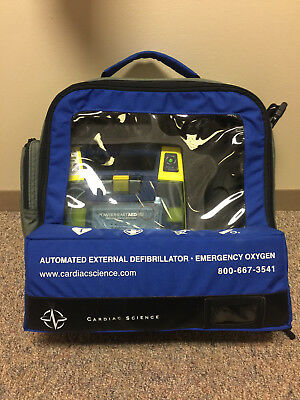 Cardiac Science Powerheart  G3 With Carrying case!