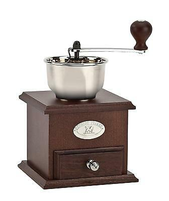 Peugeot 19401765 Bresil 8.75 Inch Coffee Mill, Walnut