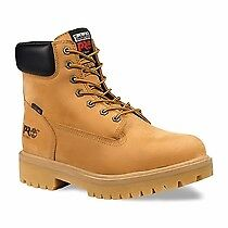 """Timberland 65030 Direct Attached 6"""" Waterproof  Work Boots"""