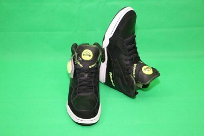 Reebok Pump Skyjam black/grevel/solar yellow/white